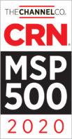 CRN MSP500 2020
