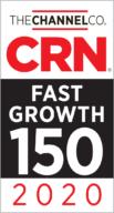 2020 CRN Fast Growth 150 e1596453983522